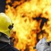 На северо-востоке Москвы горело административное здание