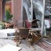 Житель Петербурга, поссорившись с девушкой, разгромил «Кофе Хаус»