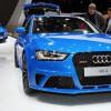 «Заряженный» Audi RS4 Avant выйдет на российский рынок в 2018 году