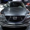 Mazda представила кроссовер CX-8 с тремя рядами кресел