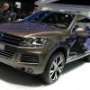 Volkswagen Touareg и Tayron получили гибридные версии