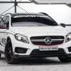 Mercedes-Benz оснастит обновленный кроссовер GLA новым мотором