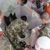 В Череповце сотрудники МЧС спасли пенсионера, зажатого унитазом