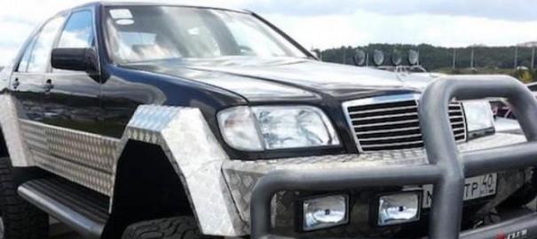 «Барс-01»: «Уазик» с мотором от «Шишиги»
