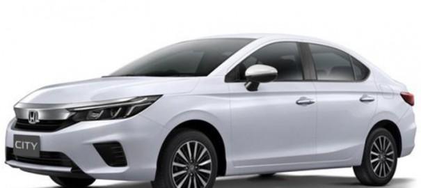 Honda запатентовала новый хэтчбек