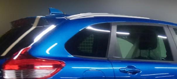 Цветовая палитра Lada Xray пополнится новым ярким оттенком
