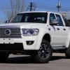ZХ Terralord — китайский аналог Toyota Tundra — поступил в продажу