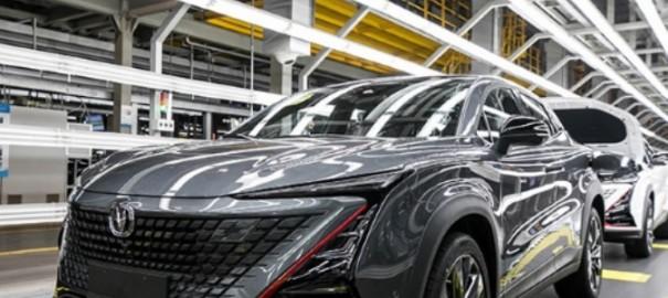 Changan начал производство нового кроссовера с автопилотом