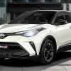 Современная Toyota C-HR