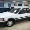 Легендарную 37-летнюю Toyota Corolla Levin продают в Великобритании