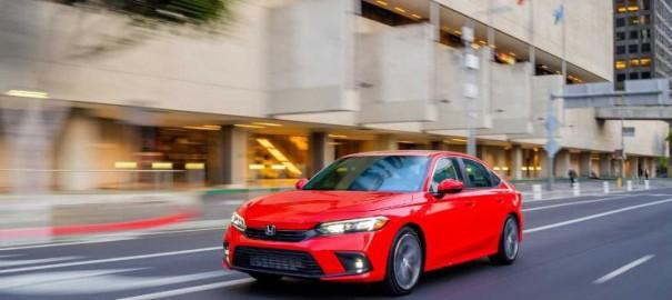 Официально представлен хэтчбек Honda Civic нового поколения