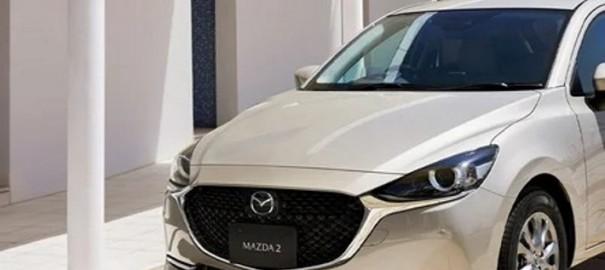 Представлен обновленный хэтчбек Mazda 2 на рынке Японии
