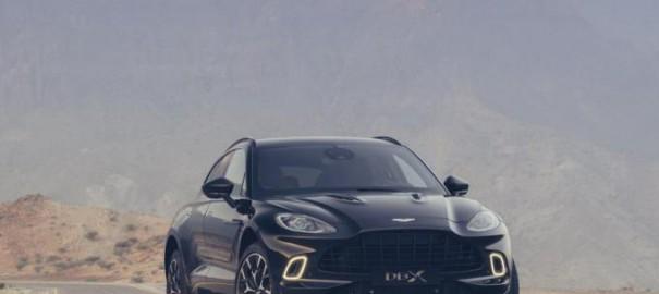Продажи Aston Martin выросли более чем втрое за первое полугодие