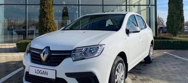 Метановая версия Renault Logan появится в продаже в России в ноябре 2021 года
