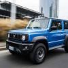 Suzuki показала модернизированный внедорожник Jimny