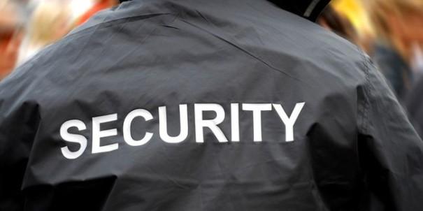 частный охранник