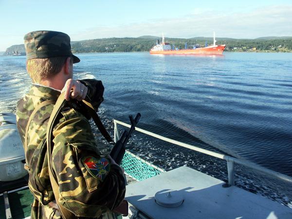 подводная лодка осуществляющая охрану границы называется деятельности