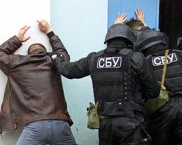 СБУ задержала подозреваемого в сотрудничестве с террористами ДНР в Краматорске