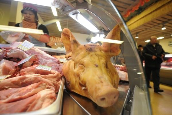 продукция из свинины