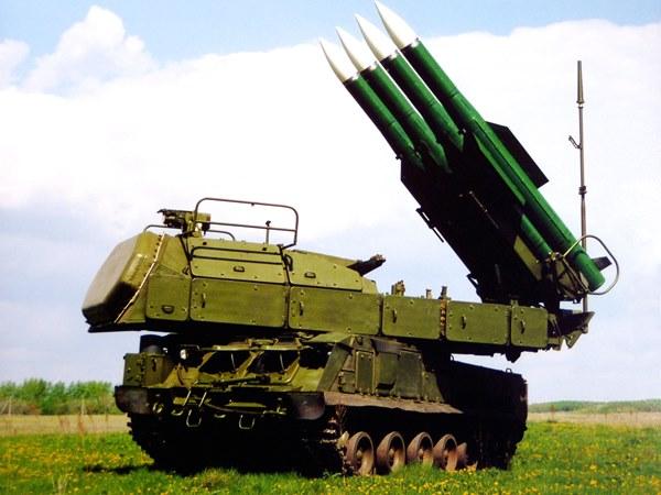 ПВО Бук