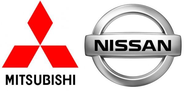 Mitsubishi, Nissan