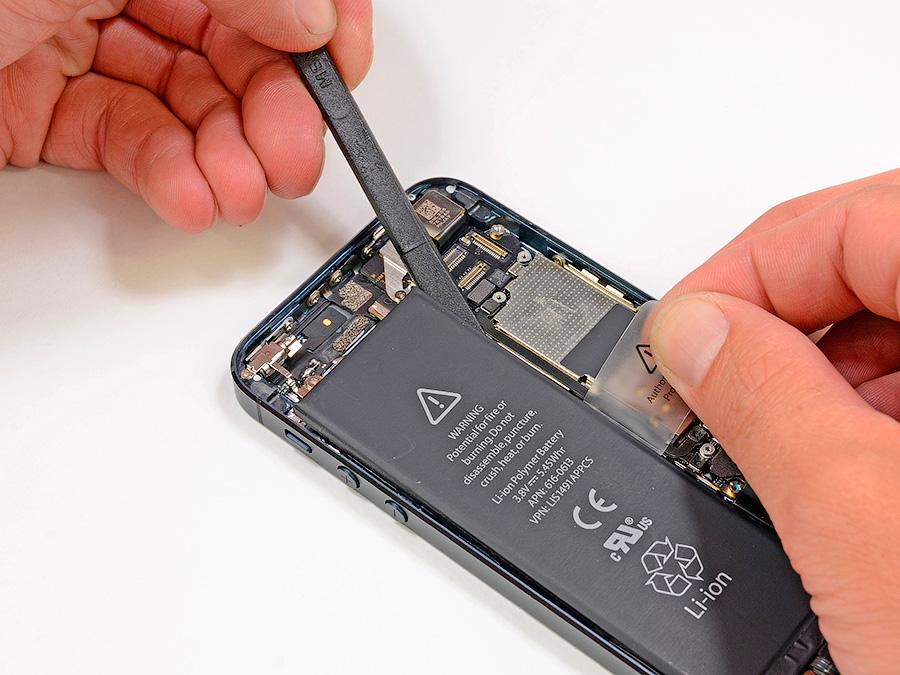айфон 5 не работает батарея
