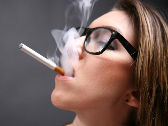 Кашель при курении электронной сигареты