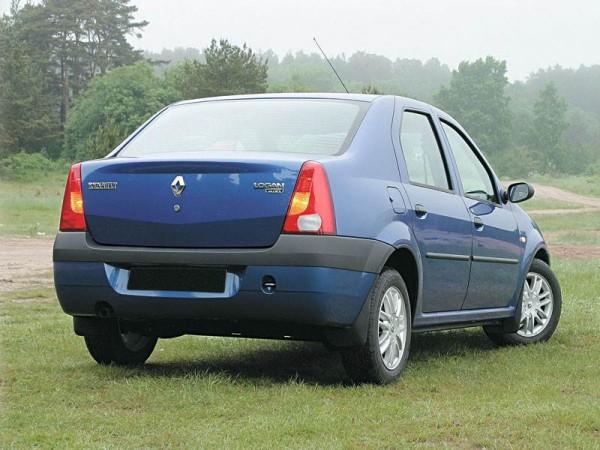 Renault Logan 1-го поколения
