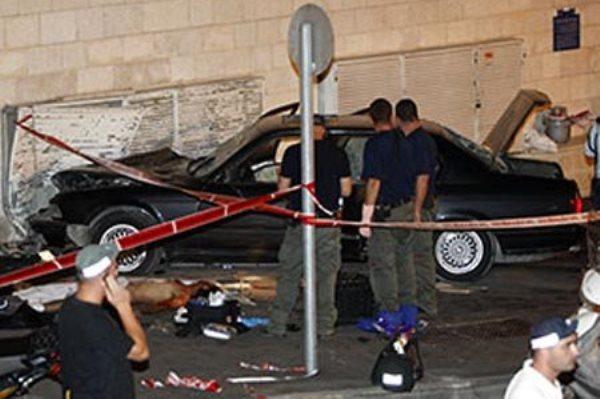 Автомобильный теракт