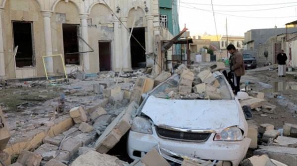 Ирак теракт