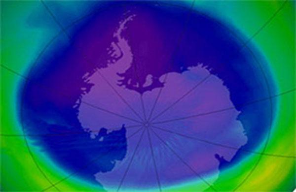 Озон снимок озон слой планета
