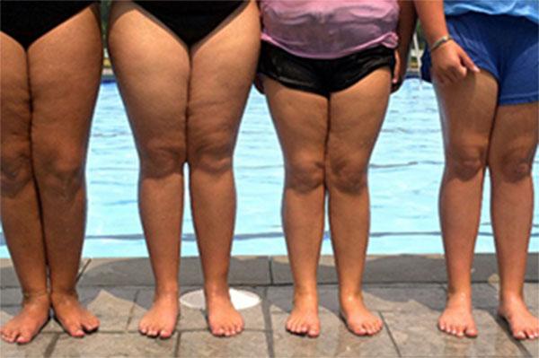 толстые