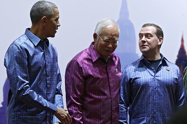 Медведев-Обама