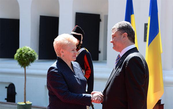 Порошенко заявил что на украине будет