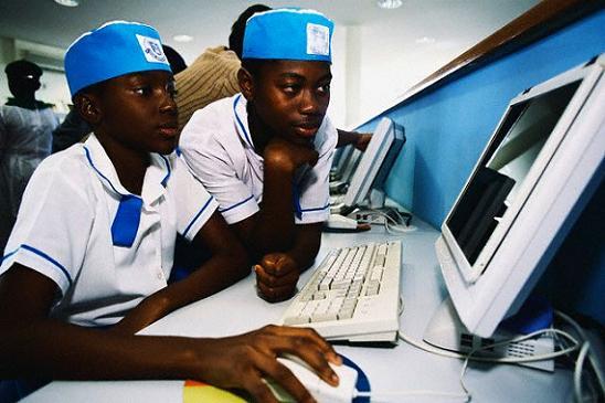 Интернет в Африке