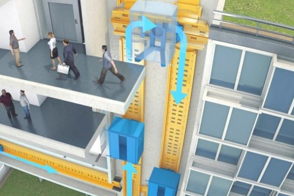 маглев-лифт