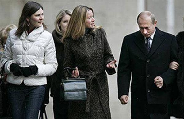 Путин_дочери