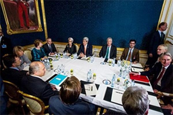 Иран переговоры