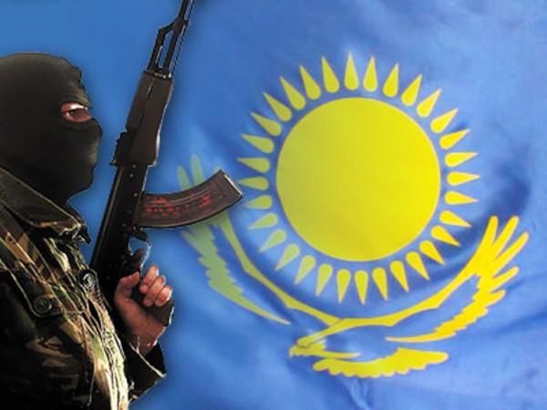 терроризм Казахстан