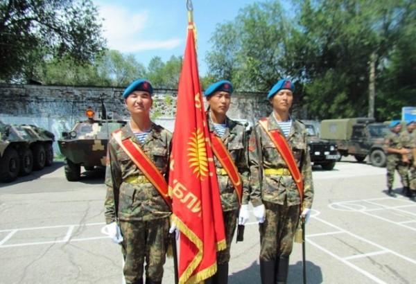 Нацгвардия Казахстана