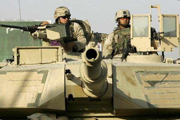 бронетехника США