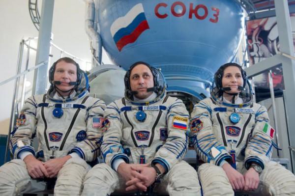 космонавты астронавты