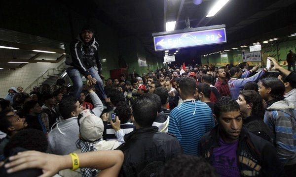 Каир метро