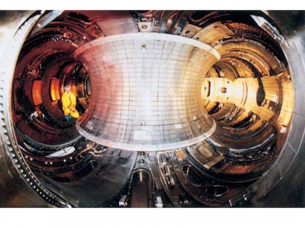 прототип термоядерного реактора