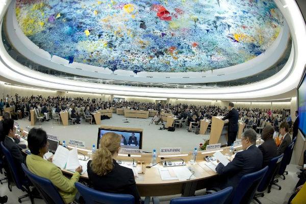 Совет ООН права