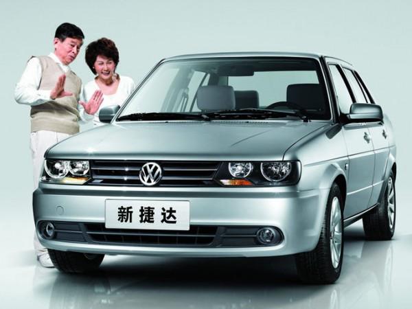 Volkswagen в Китае