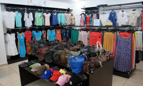 Российские магазины одежды