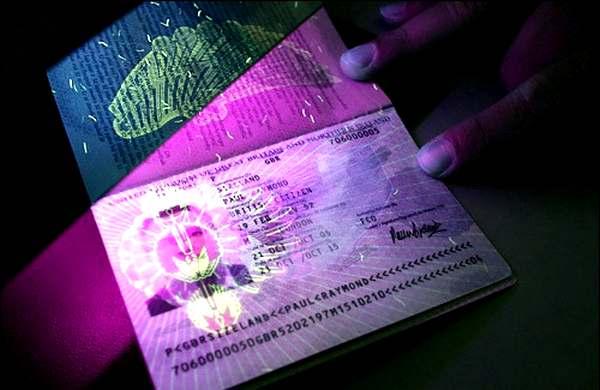 биометрические визы
