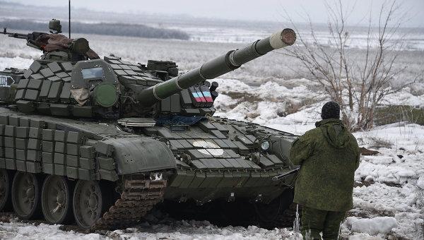 танк ополчение