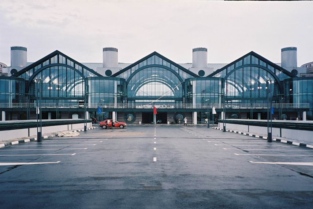 Центральный вокзал до ладожского вокзала